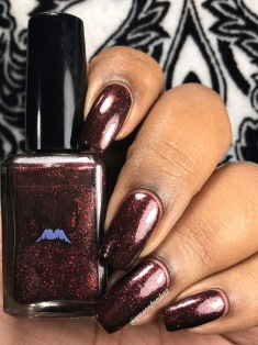 Berry Good Year - w/ glossy tc