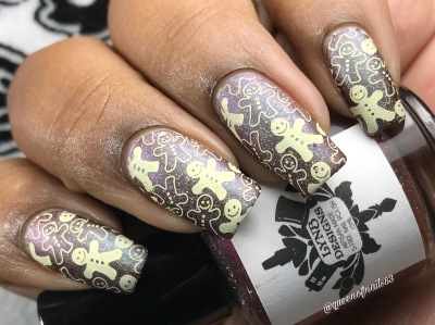 Most Improbable Dream - w/ nail art