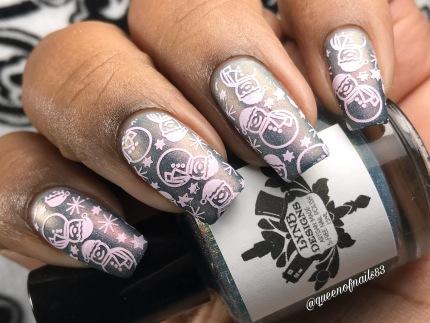 My Hopes, My Dreams, My Fantasies - w/ nail art