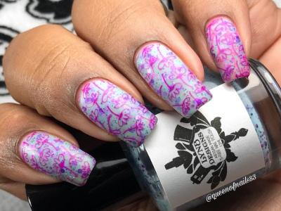 Mirthful w/ nail art