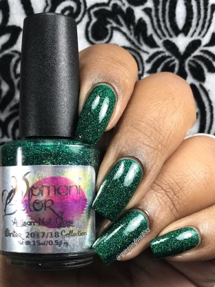 Forest Forever Green - w/ glossy tc