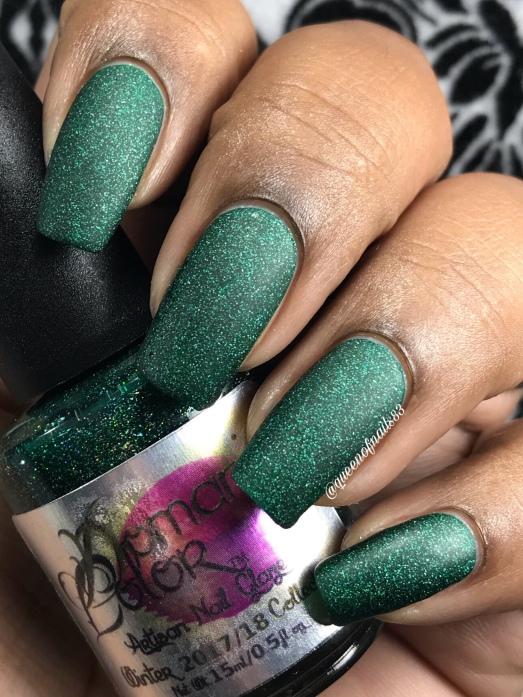 Forest Forever Green - w/ matte tc