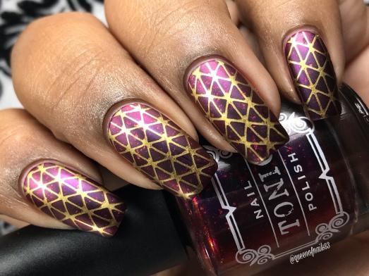 Superstar - w/ nail art