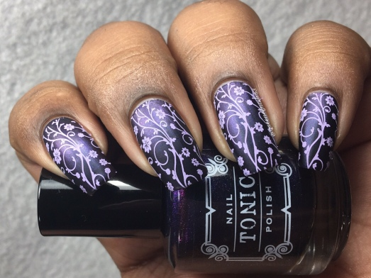 Dorothy - w/ nail art