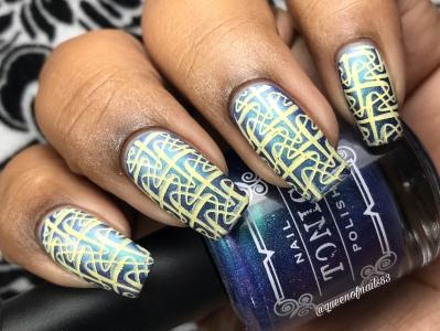 Sophia - w/ nail art