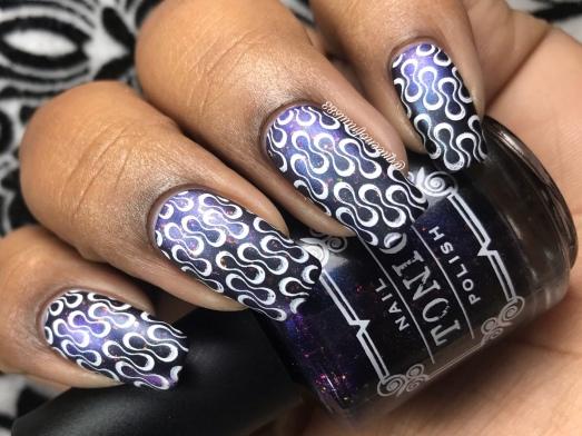 Becoming (M) - w/ nail art