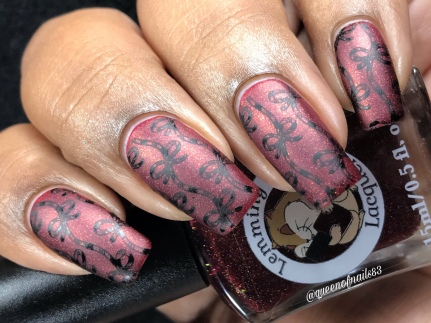 Worship Me - w/ nail art