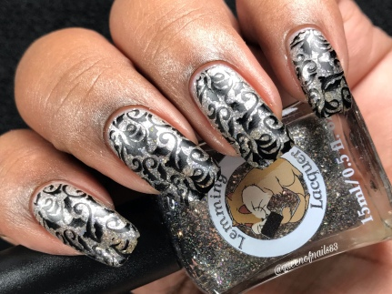 One Click and You're Overwritten - w/ nail art