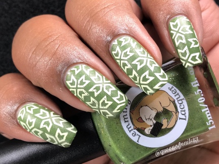 I'm Not Your Enemy - w/ nail art
