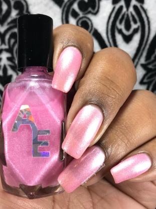 Alter Ego - Rose Quartz - w/ glossy tc