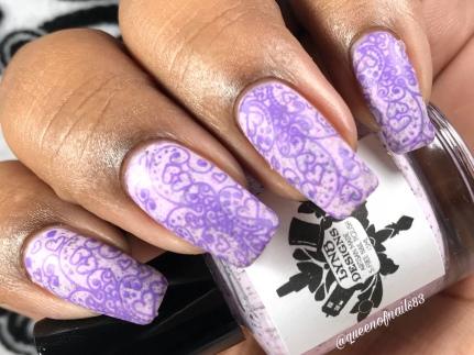 LynB Designs - Biz-Myth-icorn - w/ nail art