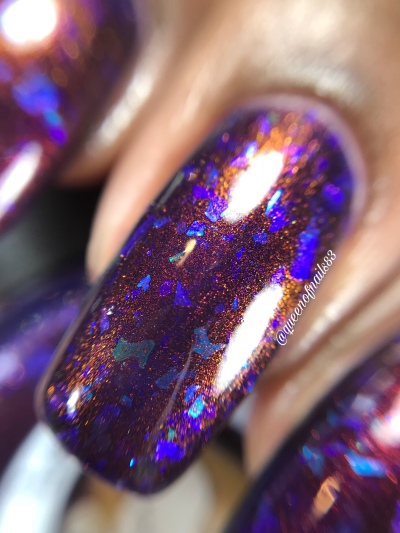 Lemming Lacquer - Ghosts of the Vault - macro