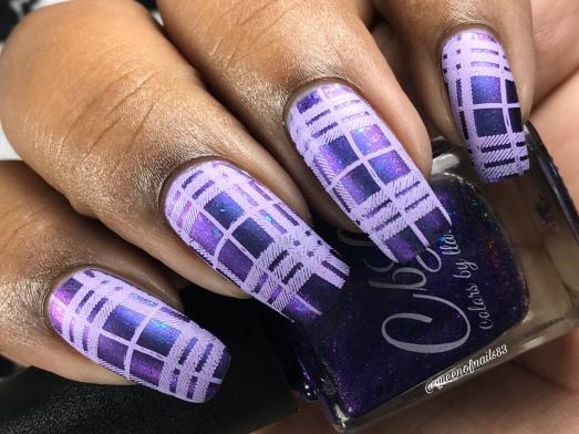 Symphony - w/ nail art
