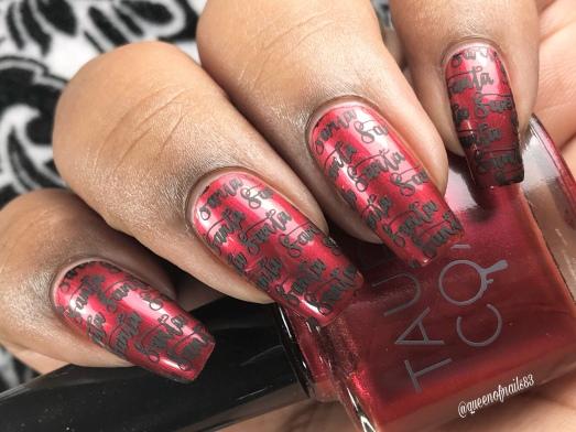 Midnight Brunch - w/ nail art