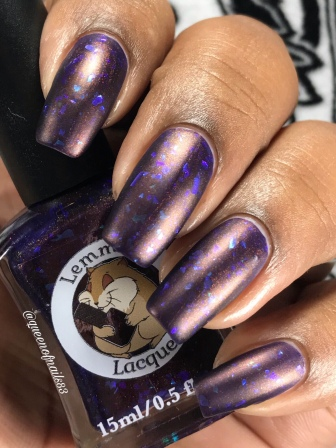 Lemming Lacquer - Ghosts of the Vault - w/ matte tc