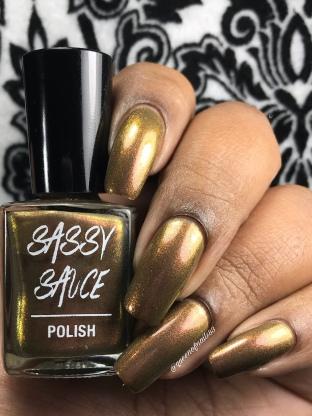Rosie's Gold - w/ glossy tc