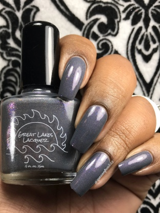 Great Lakes Lacquer - It's Not A Decision w/ glossy tc