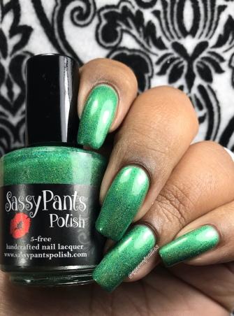Sassy Pants - You Got This w/ glossy tc
