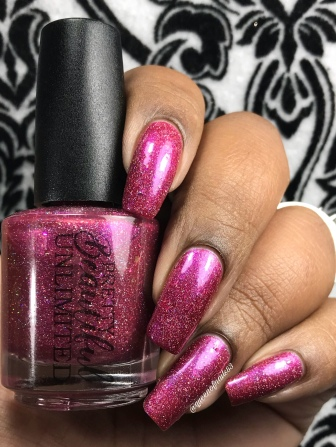 Pretty Beautiful Unlimited - Stamp It Out w/ glossy tc