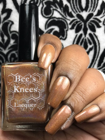 Bee's Knees - One Day at a Time w/ glossy tc