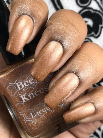 Bee's Knees - One Day at a Time w/ matte tc