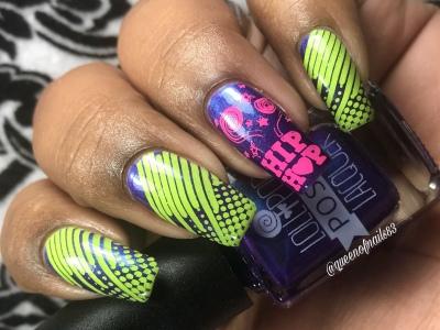 Degenerate Beauty Queens - w/ nail art