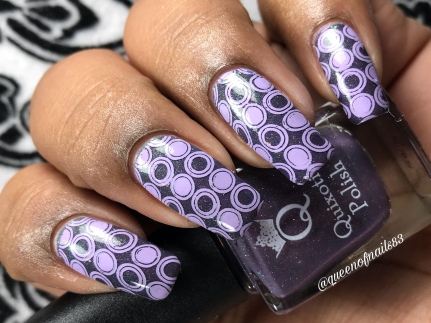 Butterfly Wings and Things - w/ nail art