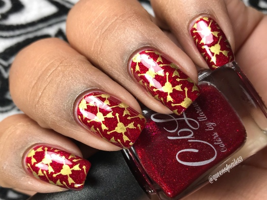 What's Love Got To Do With It? - w/ nail art