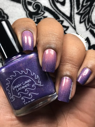 Great Lakes Lacquer - Not for Consumption - w/ glossy tc