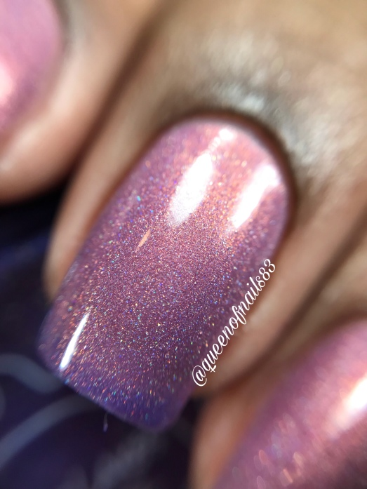 Great Lakes Lacquer - Not for Consumption - macro