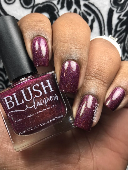 Blush - Pocketful of Cherries - w/ glossy tc