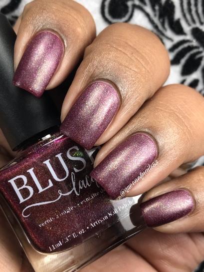 Blush - Pocketful of Cherries - w/ matte tc