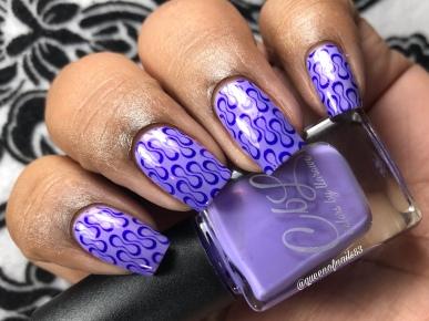 Tease - w/ nail art