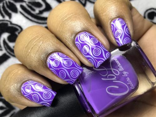 Sugar & Spice - w/ nail art