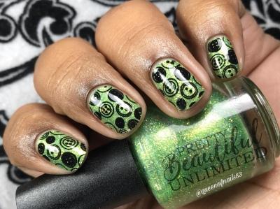 Bippety Bobbety Booyah! - w/ nail art