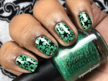 Soft Kitty - w/ nail art