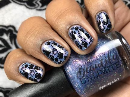 The Retractor - w/ nail art