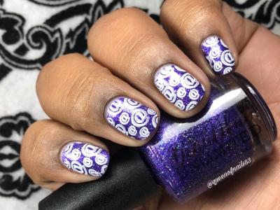 Hokam - w/ nail art