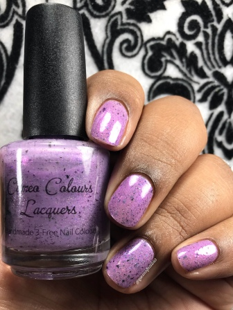 """Cameo Colours Lacquers - """"Noble Land Mermaid"""" - w/ glossy tc"""