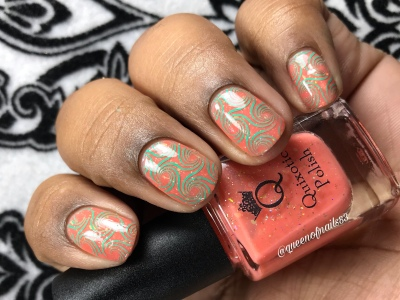 Lillith Fair, Without the Angst... Plus Frittatas! - w/ nail art