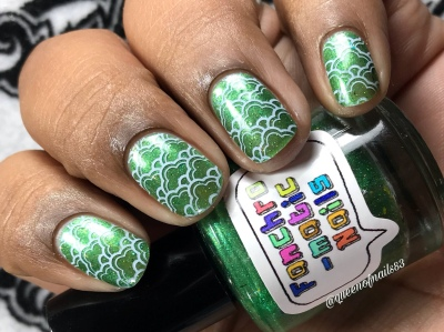 I Don't Dance - w/ nail art