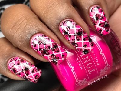 Tonicspiracy - w/ nail art