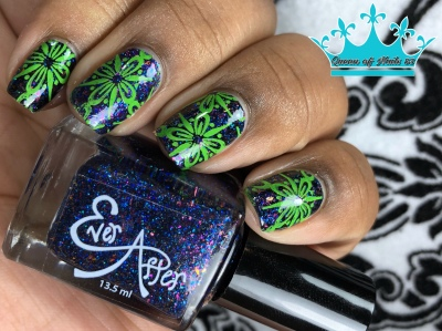 No-Pal of Mine - w/ nail art