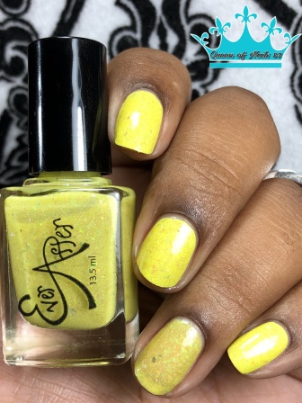 Yellow Is It Me You're Looking For - w/ glossy tc