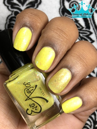 Yellow Is It Me You're Looking For - w/ matte tc