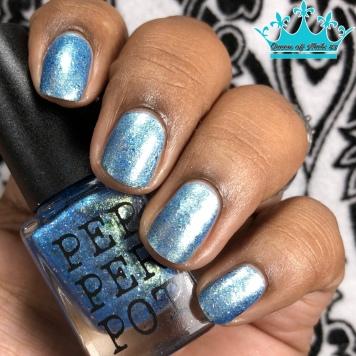 Pepper Pot Polish - Pixies & Spriggans & Sprites, Oh My! - w/ matte tc