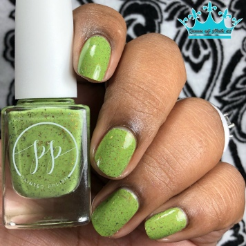 Shamrock Your World - w/ glossy tc