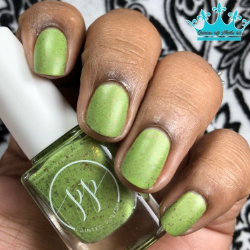 Shamrock Your World - w/ matte tc