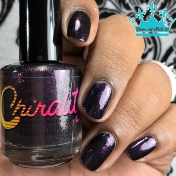 Chirality - Shug's Purple - w/ glossy tc
