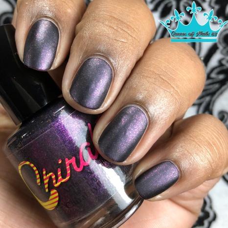 Chirality - Shug's Purple - w/ matte tc
